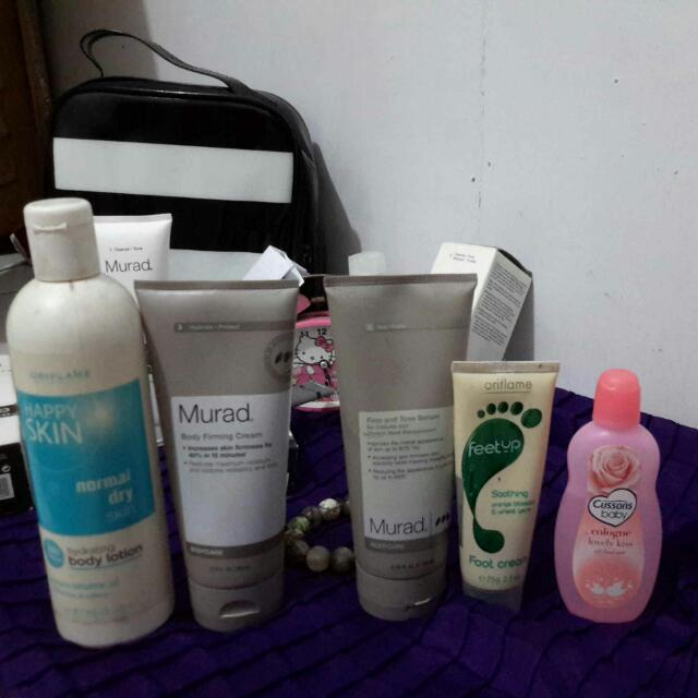 Body Firming,  Firm And Tone Serum, Hand And Body Oriflame