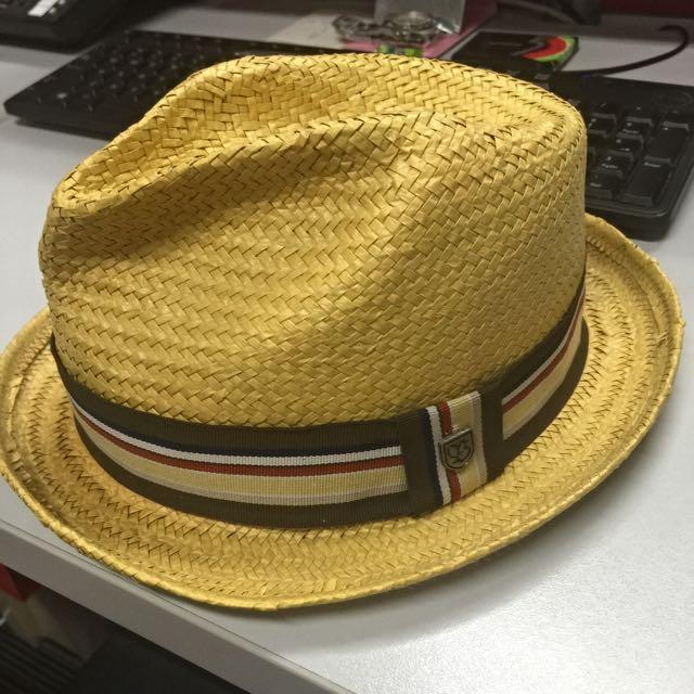 df032db60614f2 Brixton Fedora Hat, Men's Fashion, Accessories on Carousell