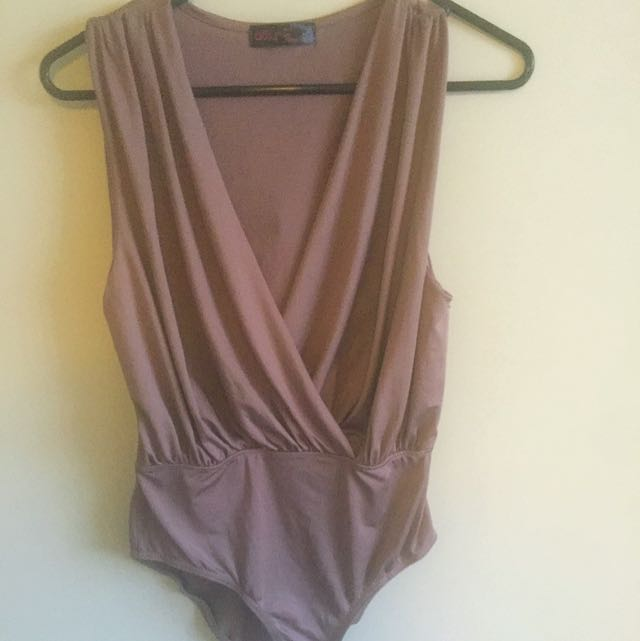 Brown Leotard --pending--