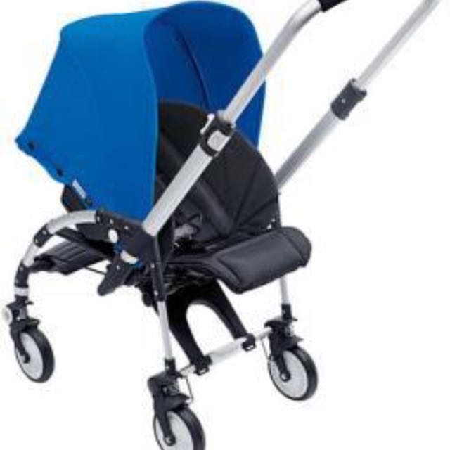 Bugaboo Bee+ (Blue Canopy & Seat Liner)