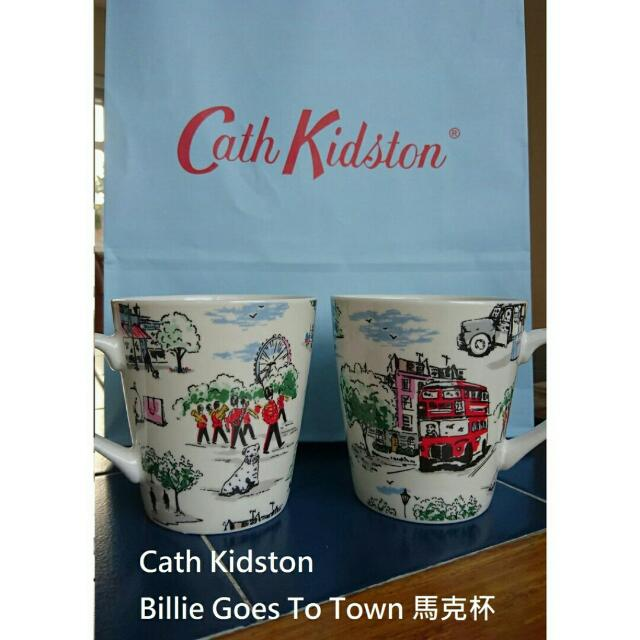 Cath Kidston-Billie Goes To Town馬克杯
