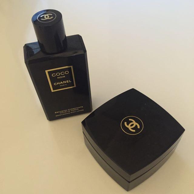 Chanel Body Lotion&cream
