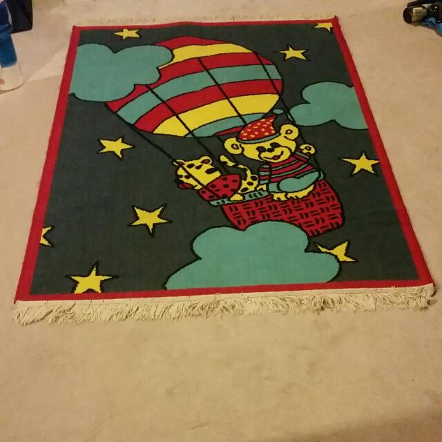 Child Bedroom Carpet