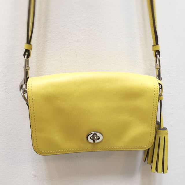 Coach Mini Sling Bag