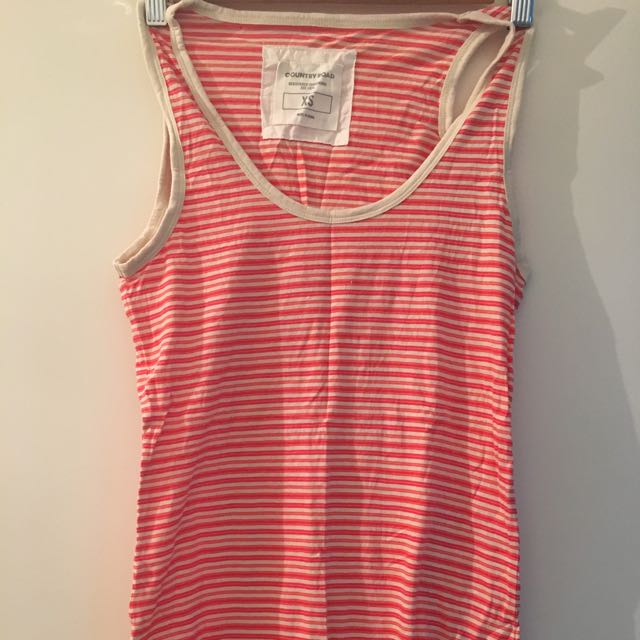 Country Rd Tank Top