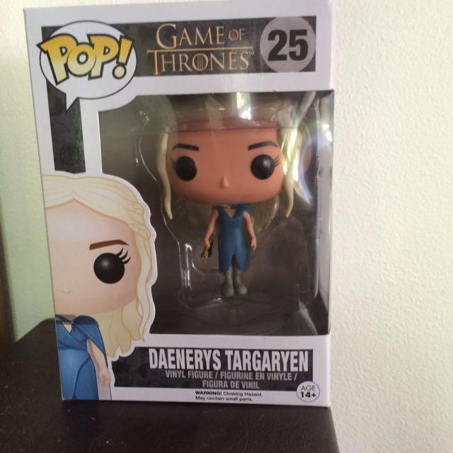 Daenerys Targaryen Pop Vinyl