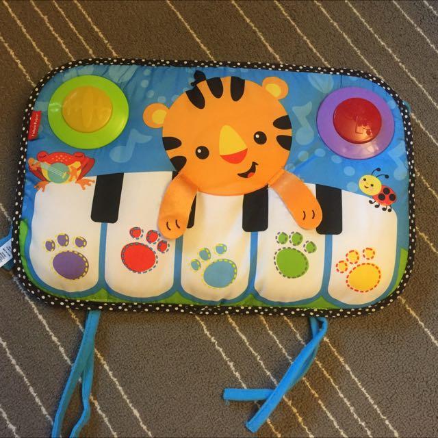 Fisher Price Kick N Play Piano
