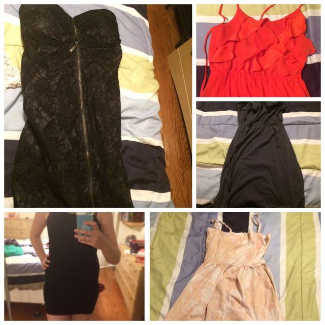 Five Dresses