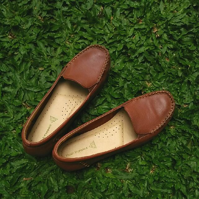 (REPRICE) Hush Puppies Loafers