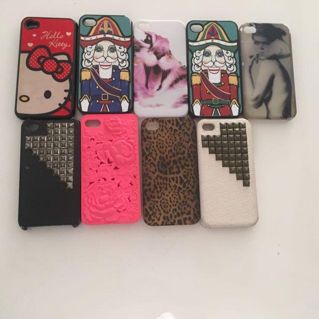 iphone4&4s cases