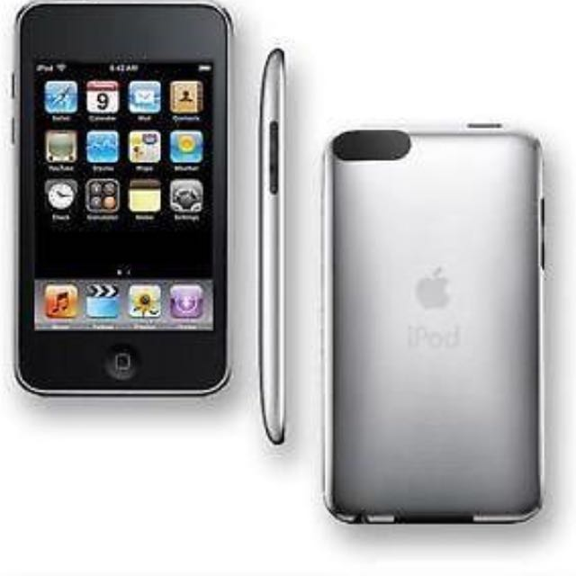 Ipod Touch 8GB 2nd Gen