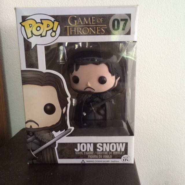 Jon Snow Pop Vinyl