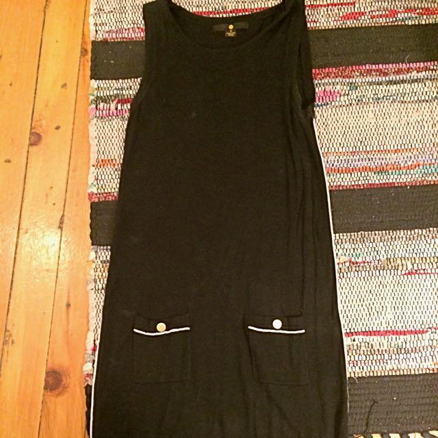 Knit Sporty Dress