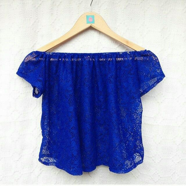 Lacey Royal Blue
