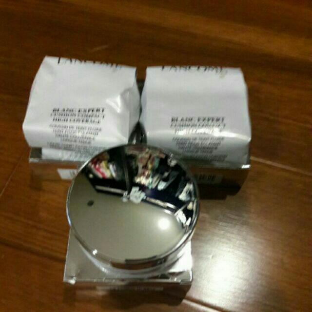 Locome激光渙白氣墊粉餅