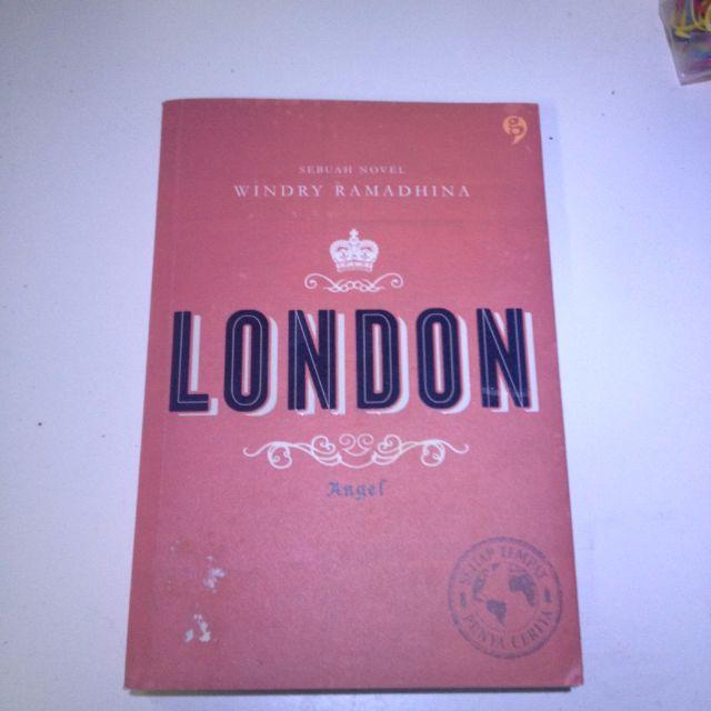 London - Windry Ramadhina