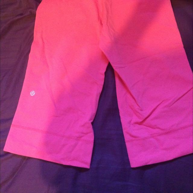 Lululemon Caprice Shorts