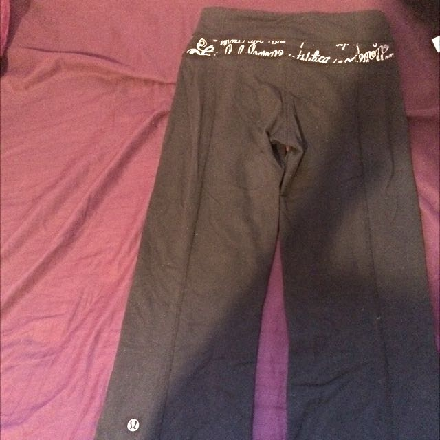 Lululemon Pants Black