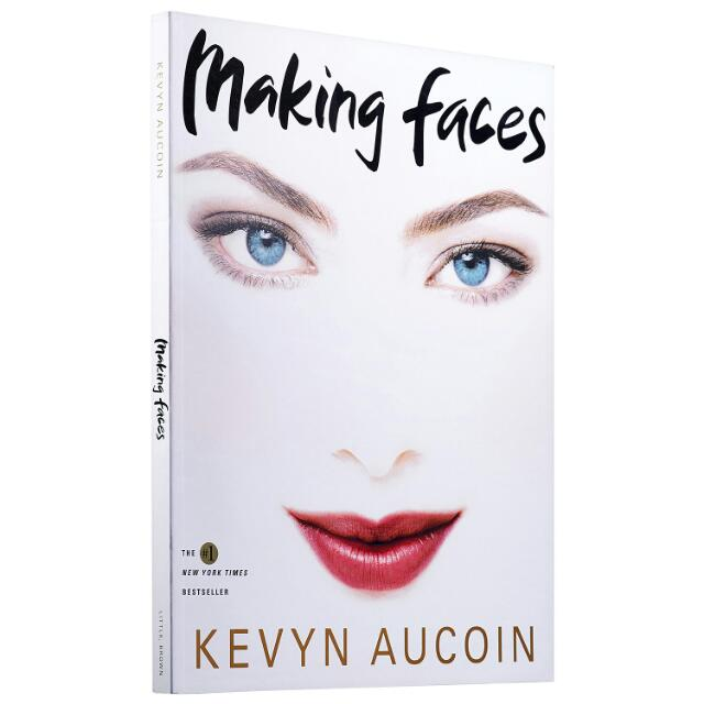 Making Faces Makeup Manual By Kevin Aucoin