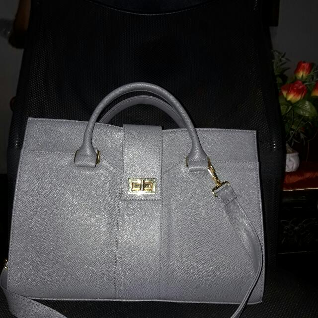 Marikina-made Bag (Gray)