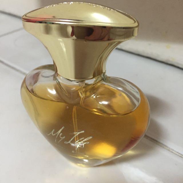 Mary J Blige My Life Perfume