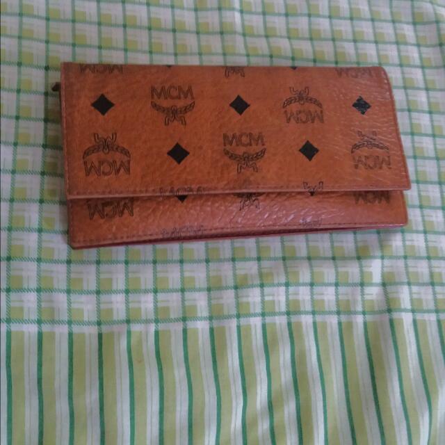 MCM Wallet (SOLD)