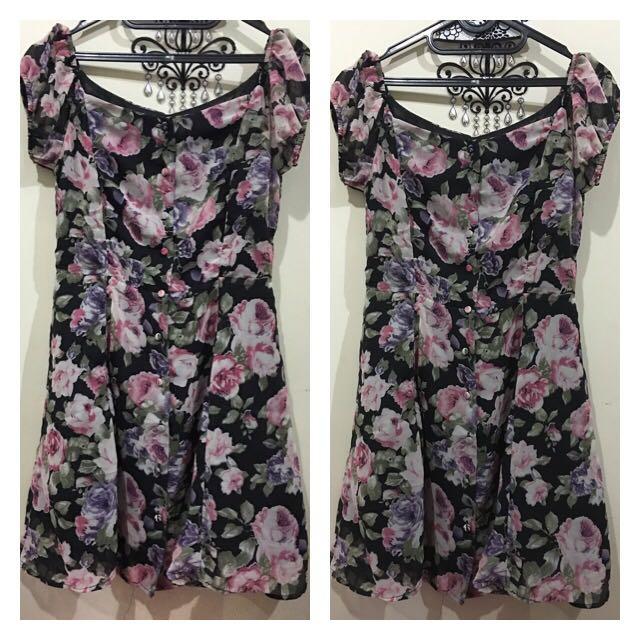 Mini Dress By Glamorous
