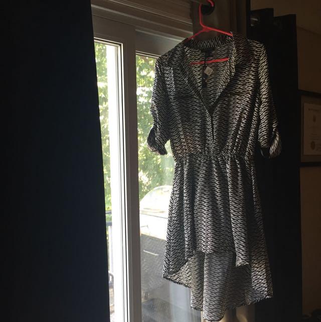 New Long Sleeve Dress