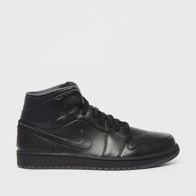 Nike 喬丹一代 全黑 正品公司貨
