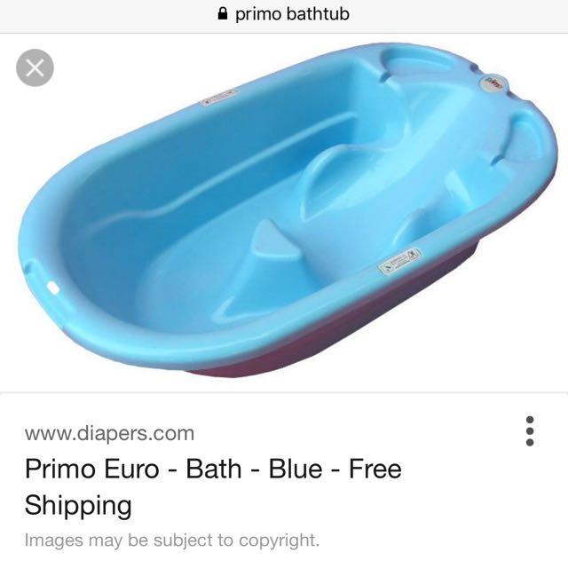 Primo EuroBath (Blue)