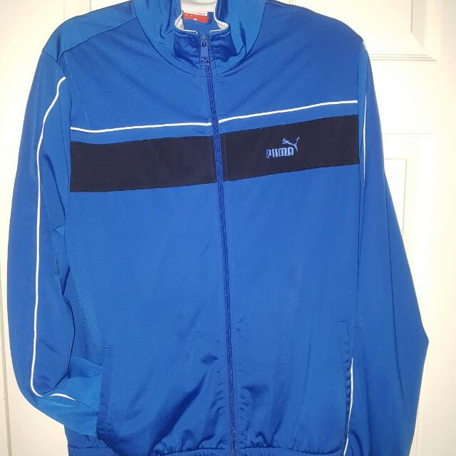 Puma Sports Jacket Sweater