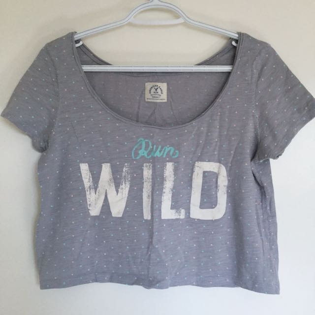 Run Wild Crop Too