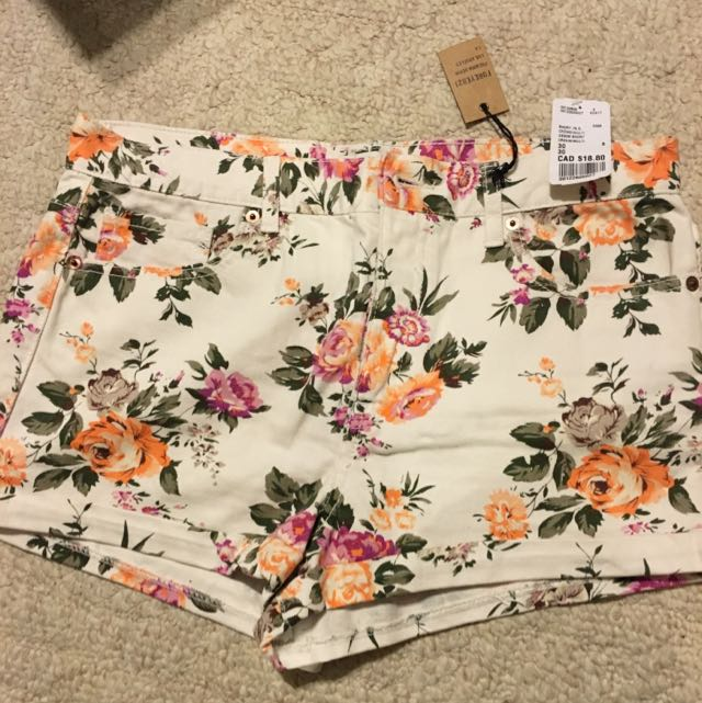 Shorts From Forever 21