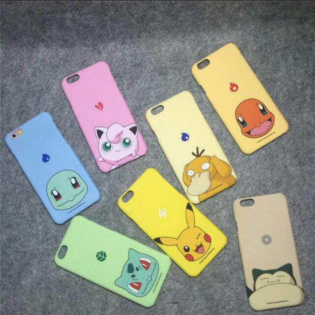 Squritle Pokemon Go Iphone 6 & Iphone 6+ Case!