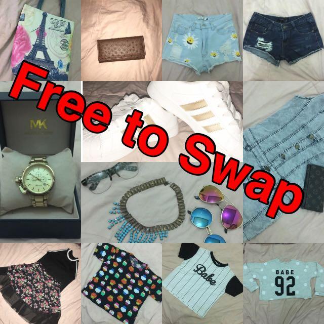 Swap Swap ❤️❤️❤️