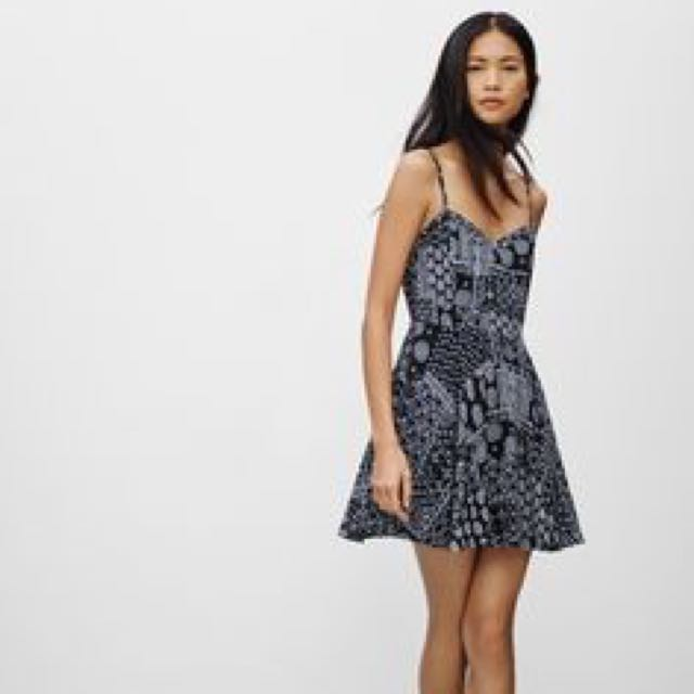 Talula Aztec Print Dress