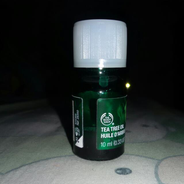 Tea Tree Oil The Body Shop 10 ml