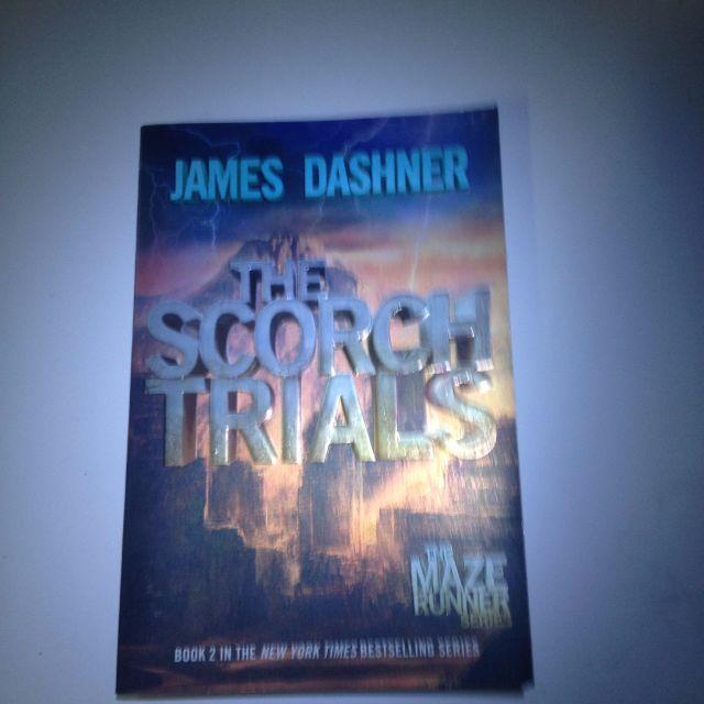 The Scorch Trials - James Dashner