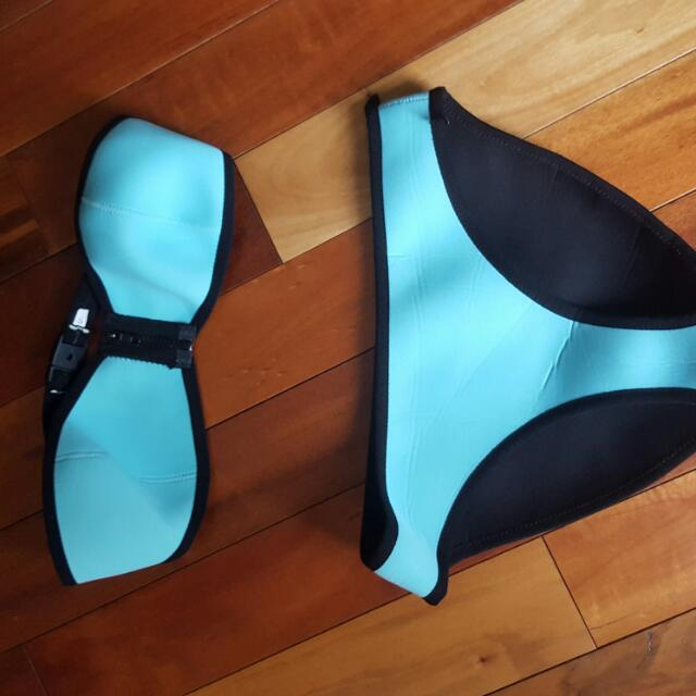 Triangle Bathing suit