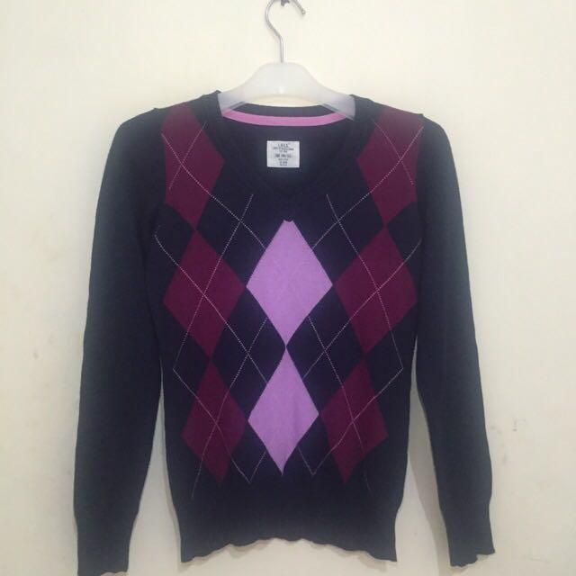 V Neck Sweater H&M