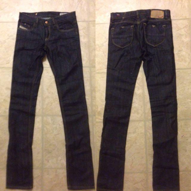 Women's Diesel Livy Jeans