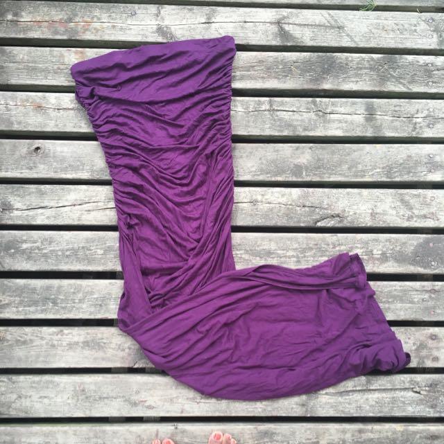 Women's Ssonagi Maxi Dress With Side Slit