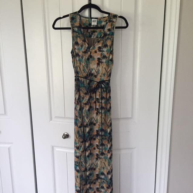 Xs Maxi Dress From Bootlegger