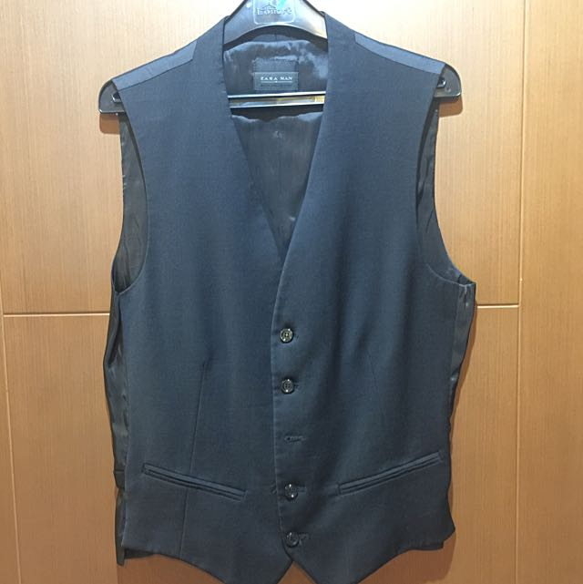 Zara Man Vest