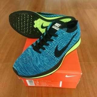 Sepatu Nike Flyknit Racer 2.0 Blue Lagoon