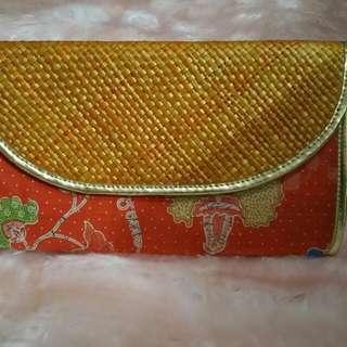 Clutch Batik