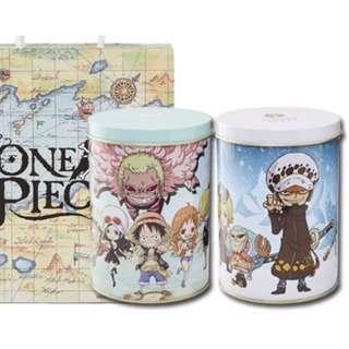 【2入】爆米花鐵罐航海王版 日本正式授權圖樣 精緻造型罐裝[葷食][任選]