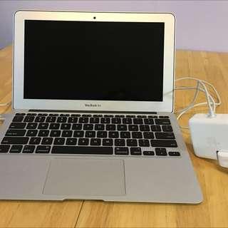 "Macbook Air 11"" (2013 mid) 8GB RAM"