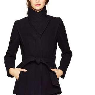Babaton Spencer coat wool