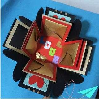 Explosion Box / Exploding Box